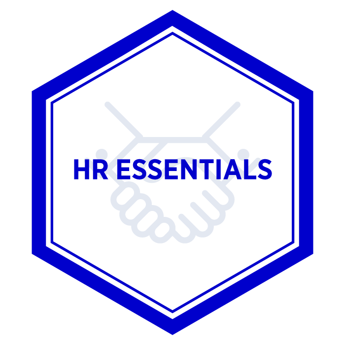 AIM HR Essentials Badge