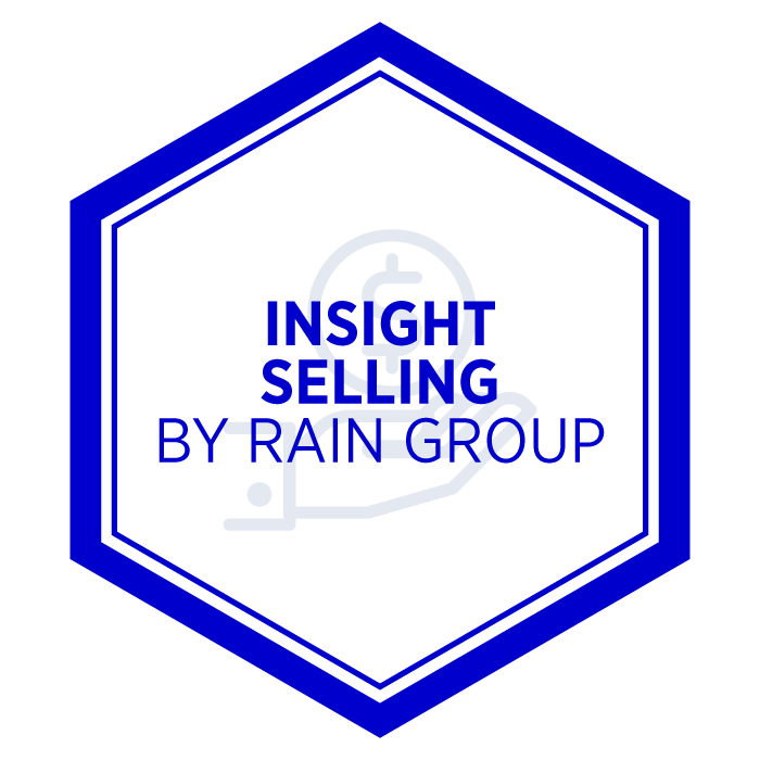AIM  Insight Selling Badge