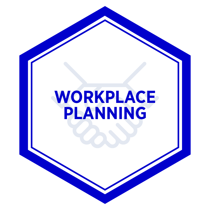 AIM Workforce Planning Badge