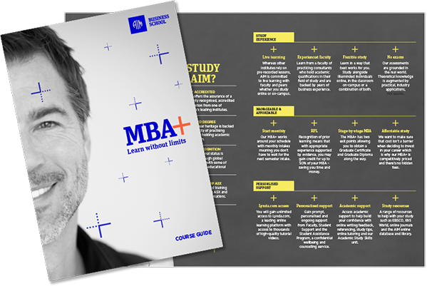 MBA+ Course Guide